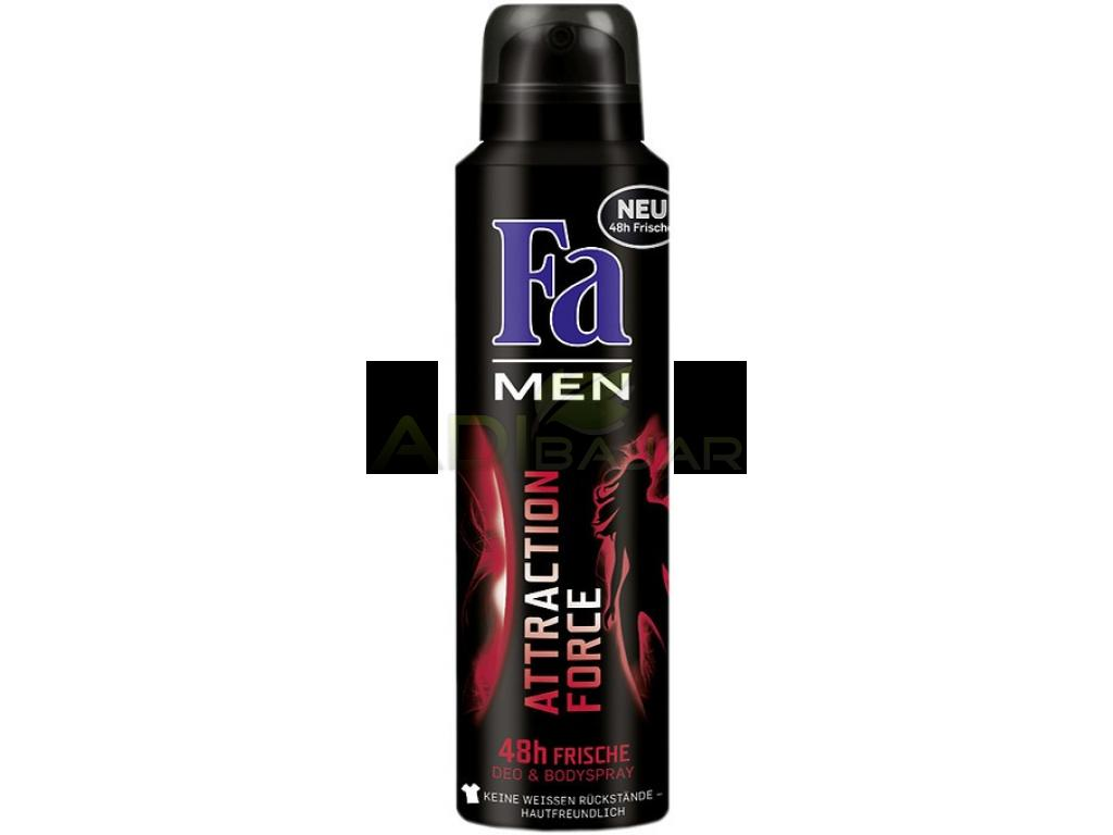 Fa - Deo Attraction Force for Men